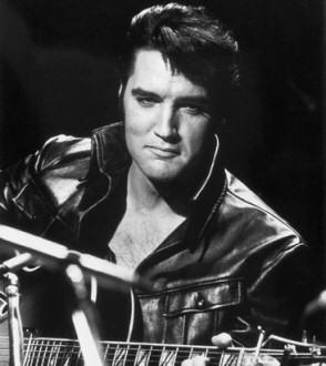 Elvis Presley, the King of music will forever live on in our hearts.