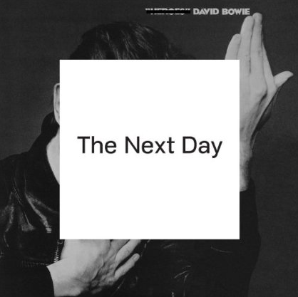 The Next Day by David Bowie is released March 8, 2013.
