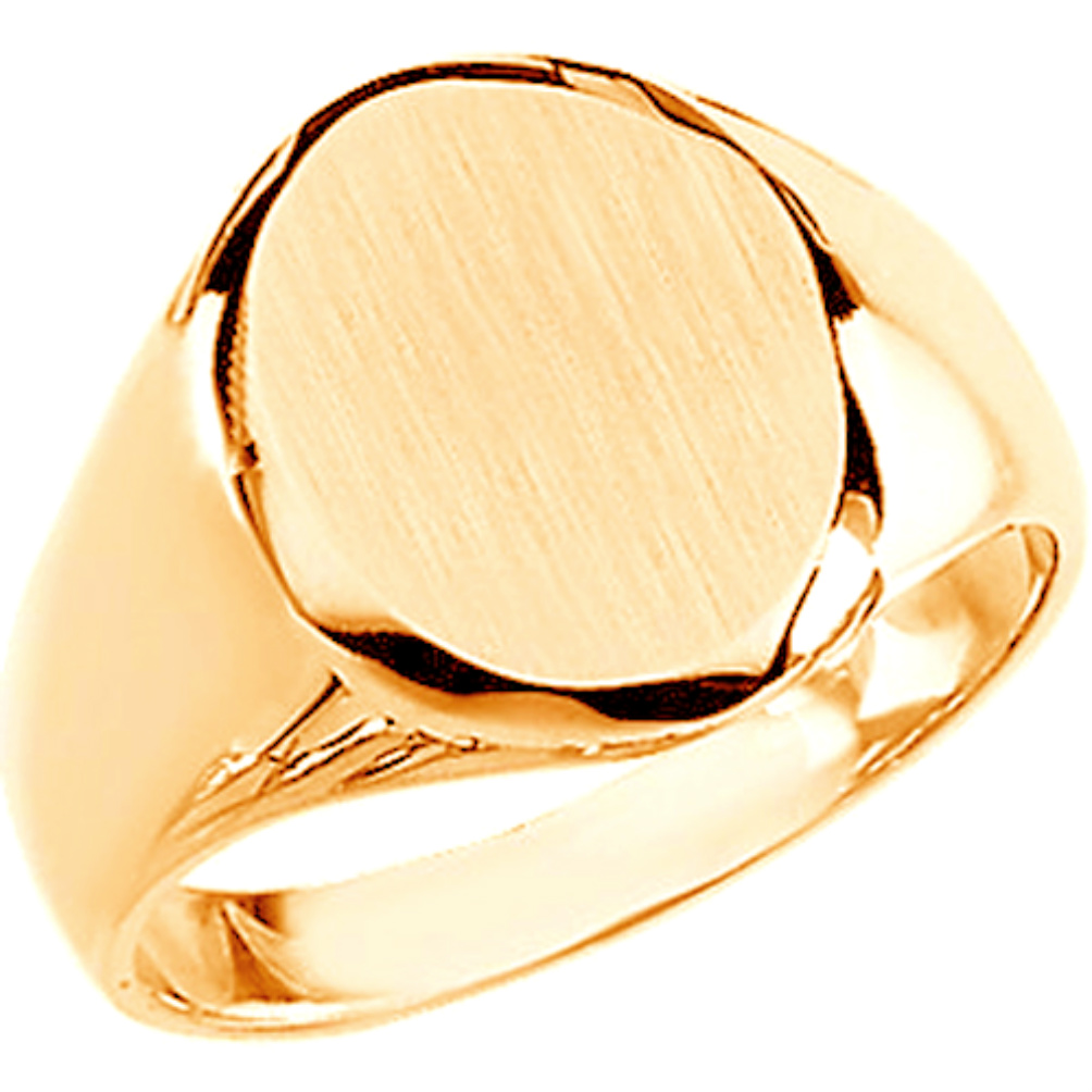 Men S Signet Rings Boomer Style Magazineboomer Style