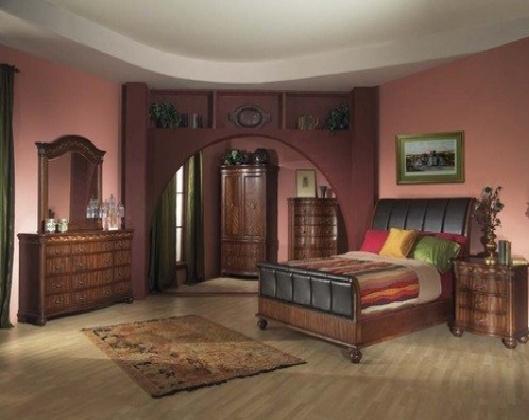 Lafayette Queen Sleigh Bed