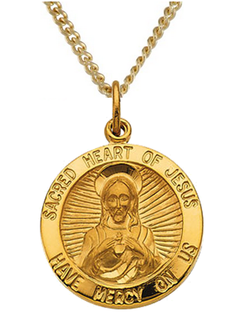 Saint Medals and Necklaces