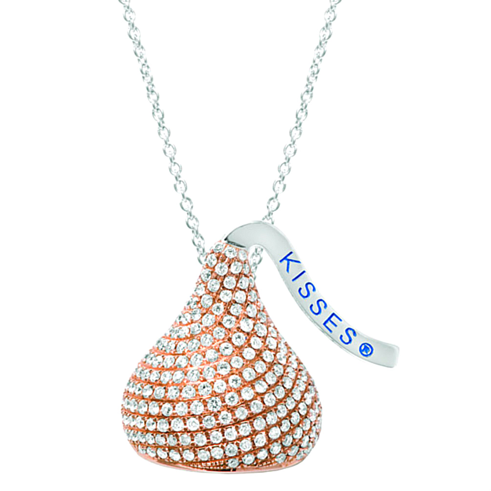 Delectable Hershey's Kisses Jewelry, Yum!