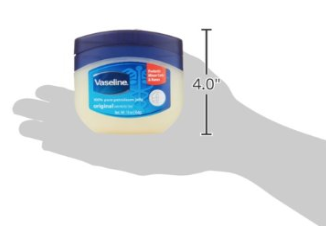 Vaseline can take care of many things; available at Amazon Pantry.