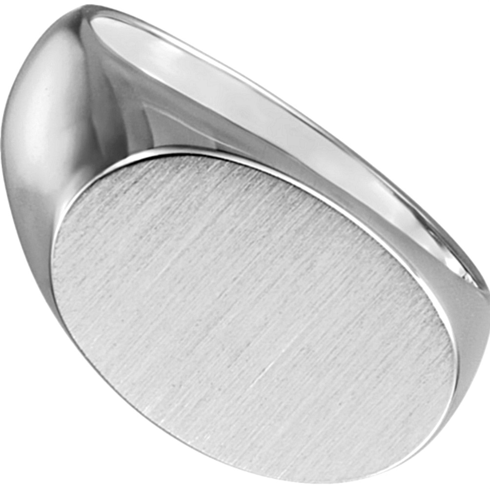wedding platinum youtube watch brushed ring in