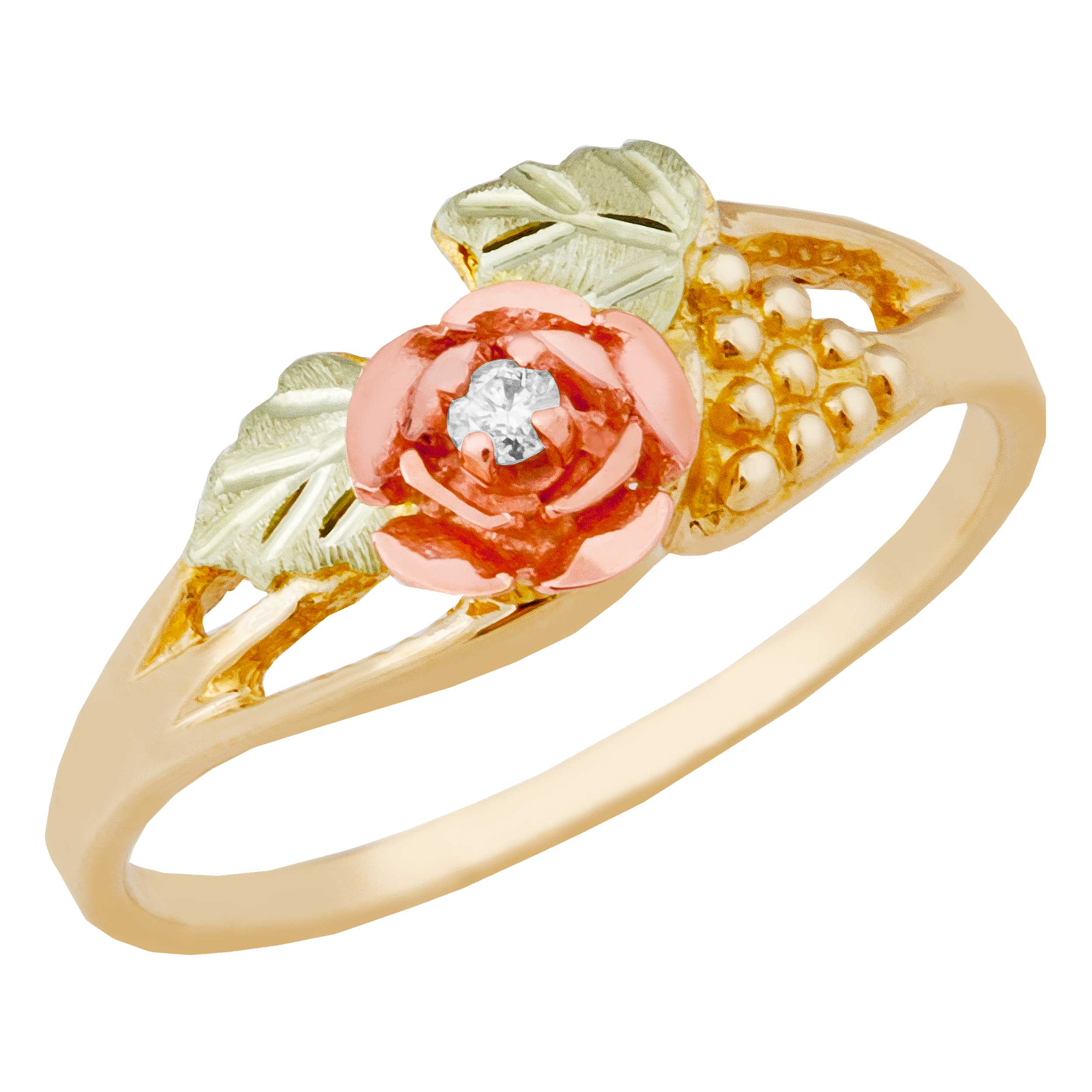 orange design jewelry rings ac