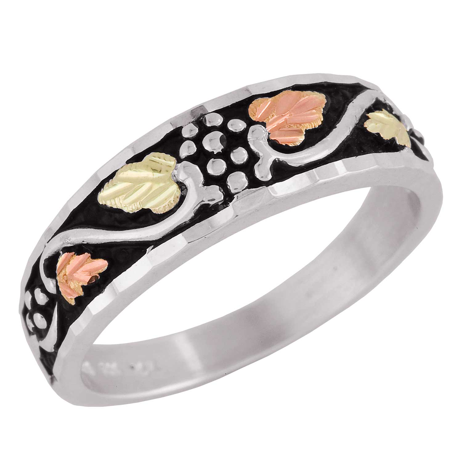 Black Hills Gold Matching Couples Rings - Boomer Style ...