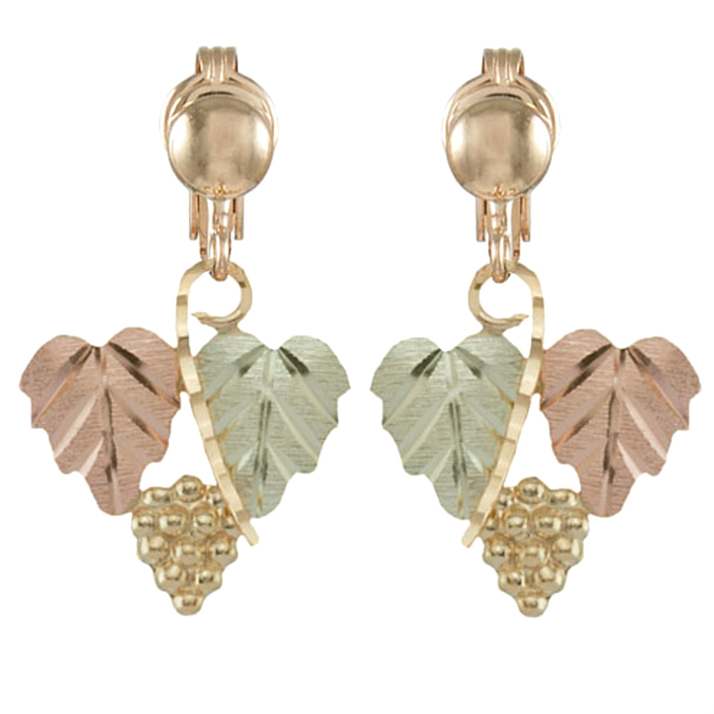 pearl kjl com earrings on kennethjaylane clip products button
