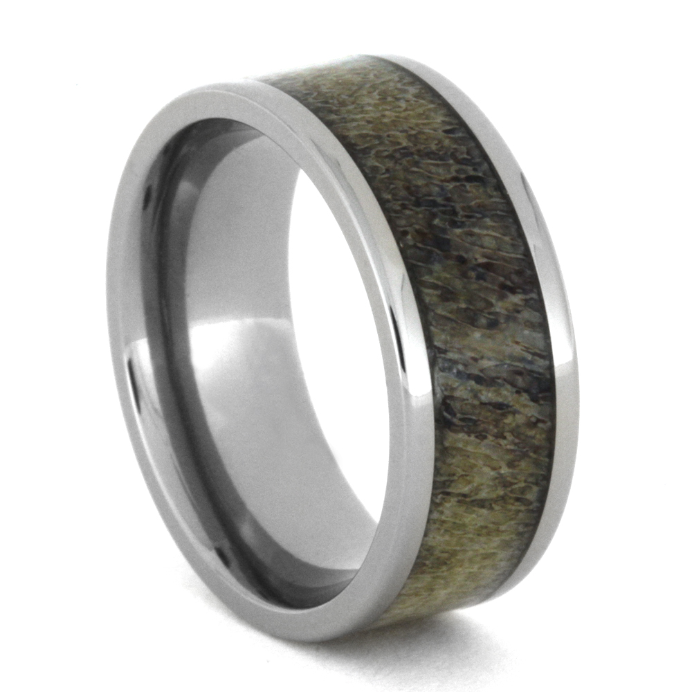 meteoritetungsten rings ring pics r comments rust my arrived tungsten meteorite today