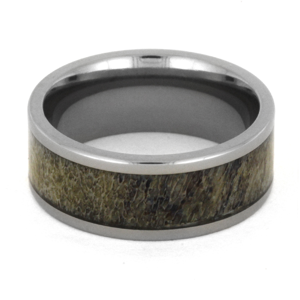 Titanium Rings by Johan Rust for The Mens Jewelry Store Boomer