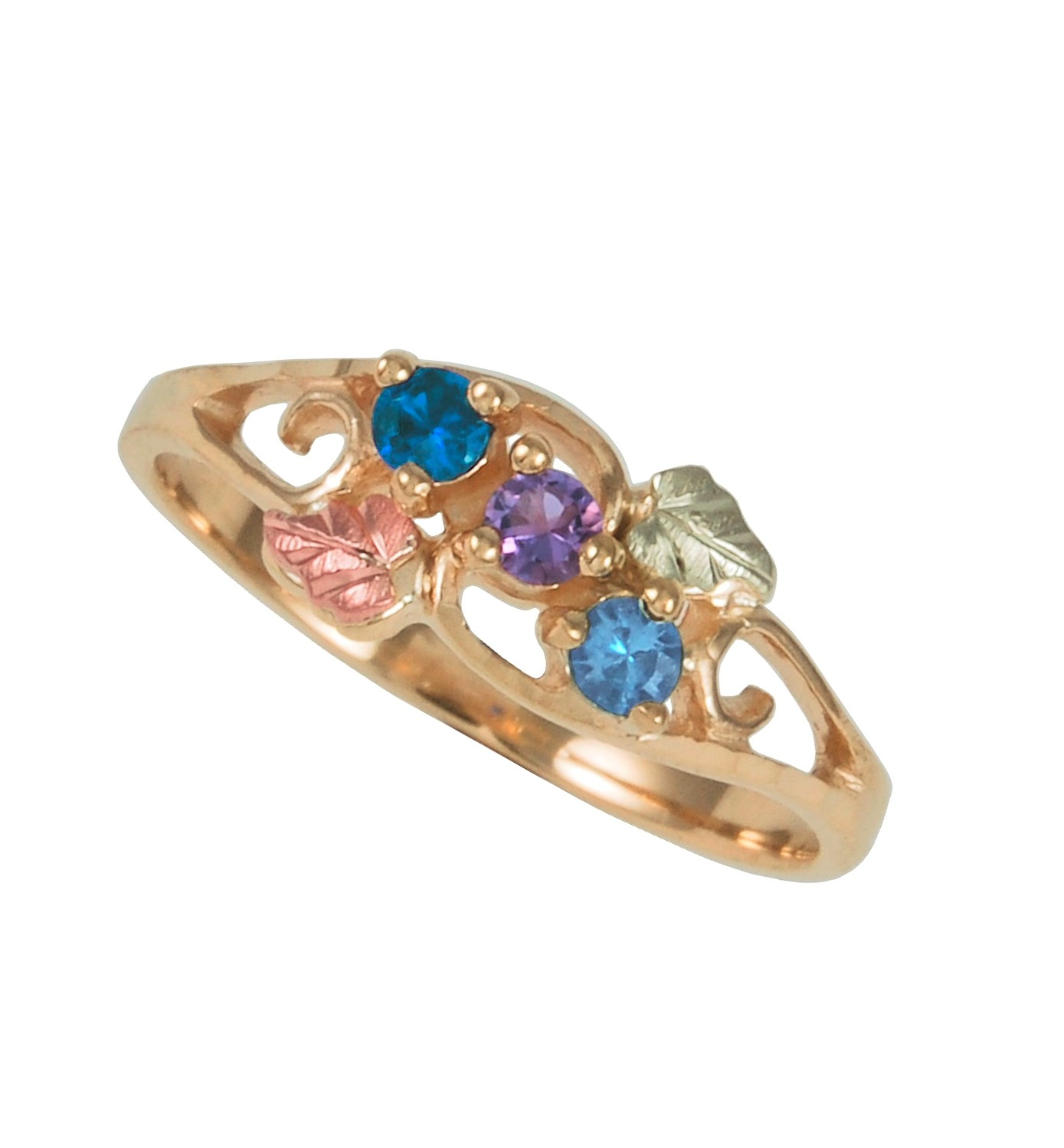 diamonds ring sunstone gemstone gold product img with rings green