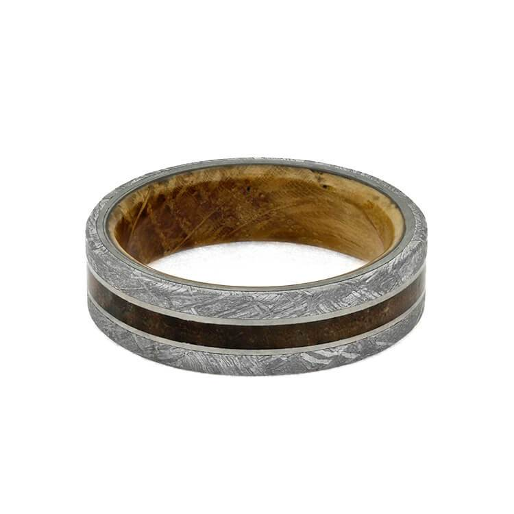 037504dbd8561 Handcrafted Whiskey Barrel Wood Ring Collection - Boomer Style ...