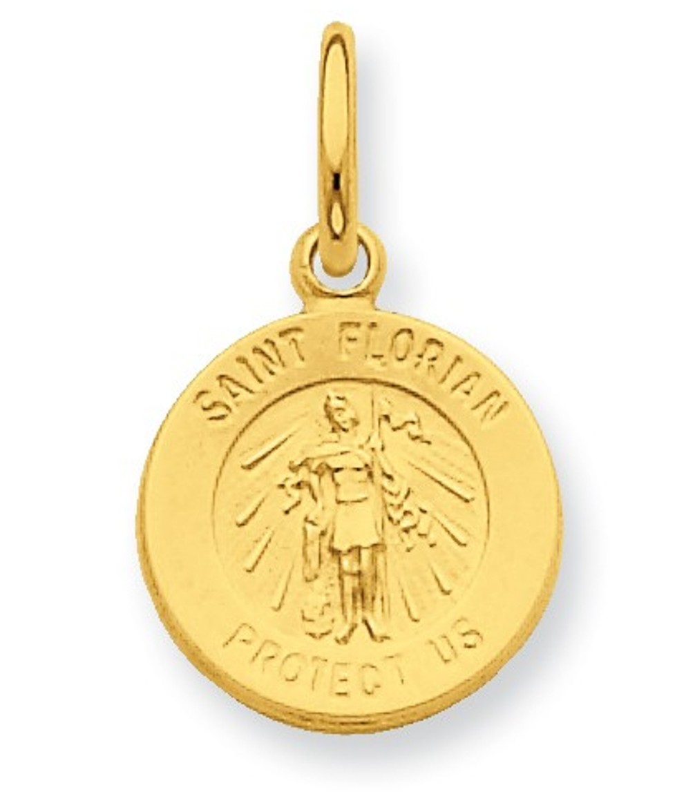 da51ade6dab St. Florian Medals - Boomer Style MagazineBoomer Style Magazine