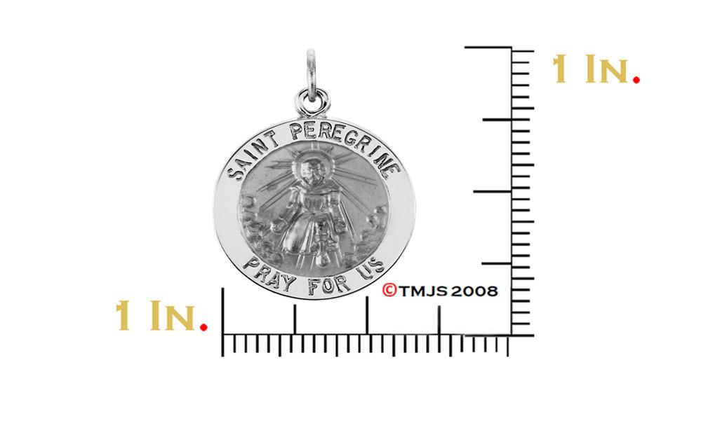 1 Sterling Silver 18mm Round Eucharist 1st First Communion Charm